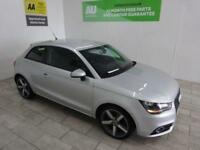 SILVER AUDI A1 1.6 TDI SPORT ***FROM £47 PER WEEK***