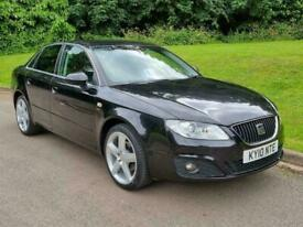 image for 2010 SEAT Exeo 2.0 TDI CR SE Lux 4dr [143] SALOON Diesel Manual