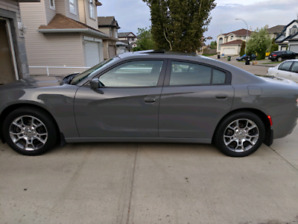 Dodge charger 2017 SE AWD private sale full warranty