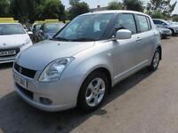 2007 Suzuki Swift 1.5 GLX 5dr