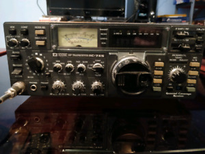Icom HR Transceiver - IC-745