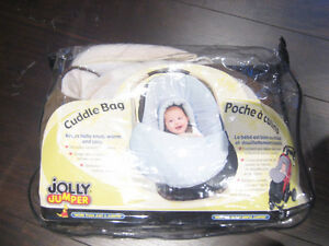 Jolly jumper, baby carrier, playtex feeding bottles Gatineau Ottawa / Gatineau Area image 1