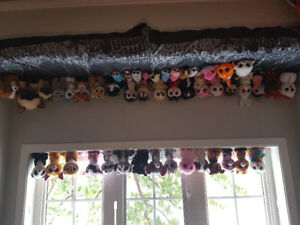 48 gently used beanie boos (no tags)