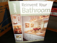 sunset reinvent your bathroom quick decorating ideas