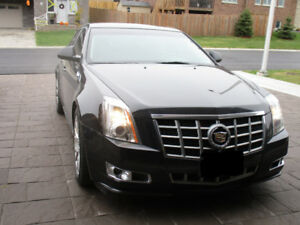 2012 Cadillac CTS Luxury Sedan AWD