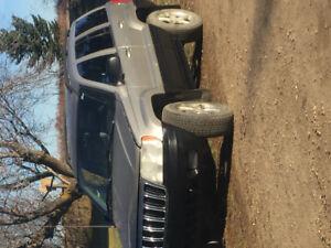 2001 Jeep Grand Cherokee Overlander