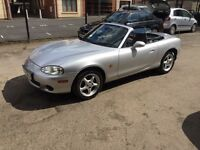 2004 MAZDA MX5 ONLY 62k FSH EXCELLENT CONDITION