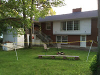 Furnished home in twin lakes