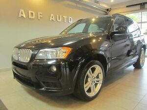 BMW X3 35i XDRIVE M SPORT PACKAGE 2013