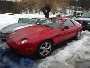 wanted Porsche 928, 914 or 911 for parts or restore