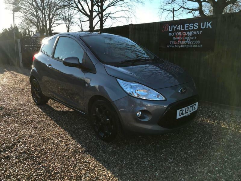 Ford Ka   Metal Individual Full S History Immaculate Condition P