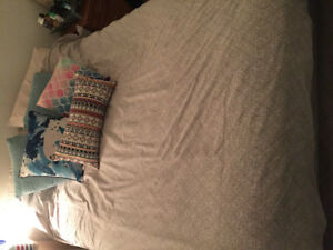 Bed-Small Queen Size