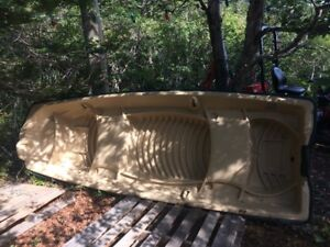 10 ft. boat and electric motor for sale
