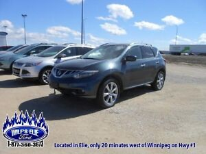 2012 Nissan Murano Platinum   - Leather - Navigation