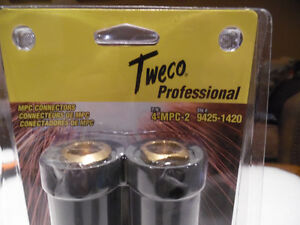 Welding Cable Female Connectors Tweco 4-MPC-2 For 3/0-4/0 Cable