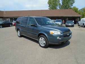 2006 Chevrolet Uplander, LS, Long Base