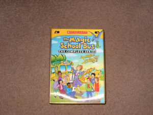 The Magic School Bus: The Complete Dvd Series
