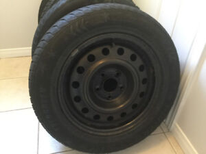 205/65R16 winter tires