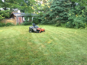 Professional lawn cutting. Small lots to several acres Cambridge Kitchener Area image 10