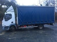 DAF LF 45 150 low kms long test no vat.