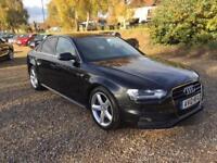 2012 Audi A4 2.0 TDI S Line Saloon 4dr Diesel Manual (119 g/km, 141 bhp)