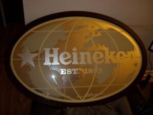 Heineken mirror