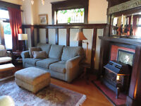 Character Home Rental in Victoria