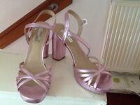Dress & heels