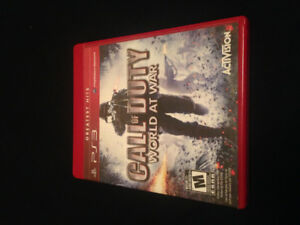 PS3 Call of Duty pack - $30
