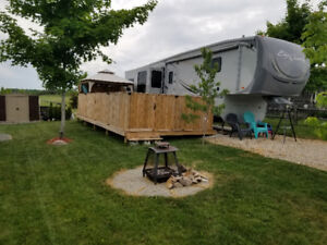 Big Country 5th wheel