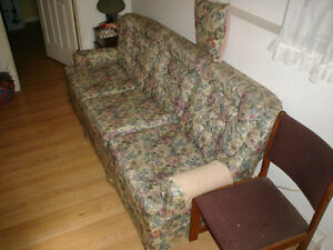 FREE COUCH ,CHAIR  IF YOU PICK IT  UP