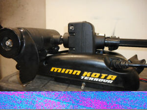 MINN KOTA TERROVA 80 trolling motor  SOLD/ON HOLD!!!