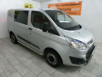 2013,Ford Transit Custom 2.2TDCi 125bhp 290 Trend***BUY FOR ONLY £55 PER WEEK***