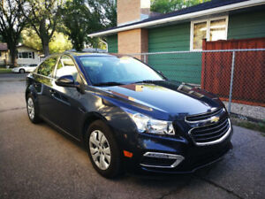 2015 Chevrolet Cruze LT Turbo-Super Low Miles-Two Sets of Tires