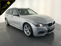 2013 BMW 320D M SPORT TOURING AUTO 1 OWNER BMW SERVICE HISTORY FINANCE PX