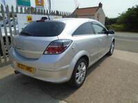 2007 Vauxhall Astra 1.6 i 16v Design Sport Hatch Easytronic 3dr