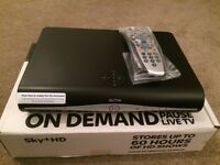 SKY PLUS HD, HD Ready Box, Brand New Activated & Fully Working Condition, 500gb Storage, Only £40