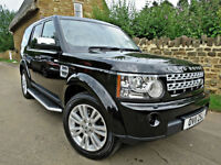 2011 LAND ROVER DISCOVERY 4 3.0 SDV6 AUTO HSE. FULLY LOADED !!