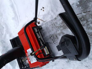 Snow Blower (Electric)