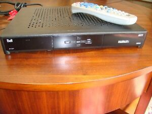 Bell Satellite TV HD receiver