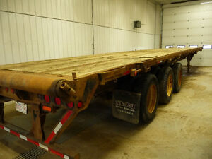 2006 Load King Flat Deck