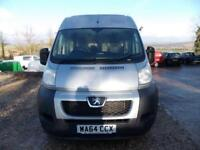 Peugeot Boxer HDI 440 L4H2 16 Seater with Wheel Chair Access