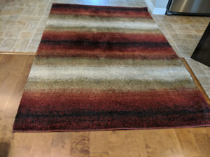 """91"""" x 63"""" Area Rug - (Brand new/Never used)"""