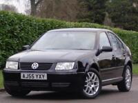 2005 Volkswagen Bora 1.9TDI PD Highline***GENUINE LOW MILES 57K + 3 KEYS***