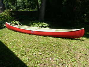 Old Town 18ft Canoe
