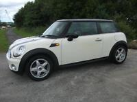 2007 07 MINI HATCH 1.6 COOPER 3D 118 BHP ** LOVELY EXAMPLE **