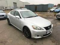 Lexus IS 250, Heated Leather, Cruise Control, keyles Start Keyless Entry, 3 Month Warranty
