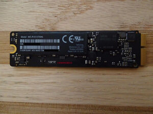 Apple 512gb SSD for Macbook Pro Retina (Late 2013 and UP )