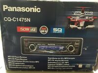 Panasonic Car MP3/CD player CQ-C1475N