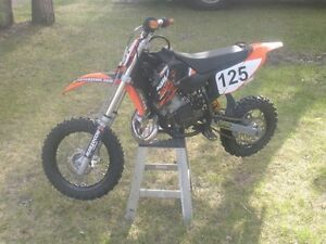 2009 KTM 50SX    Race or trail ready